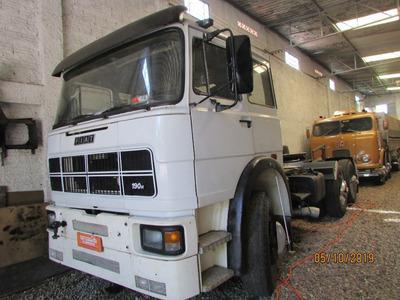 Fiat 190h 6x2 Motor Scania 400 - Raridade