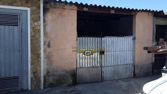 Casa Com 6 Dormitórios À Venda, 185 M² Por R$ 500.000,00 - Cidade Líder - São Paulo/sp - Ca0551