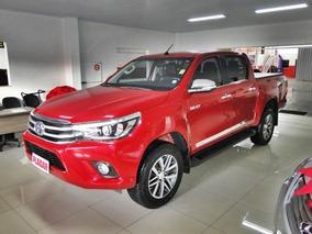Toyota Hilux Srx At 4x4 2.8l 16v Dohc, Pao0867