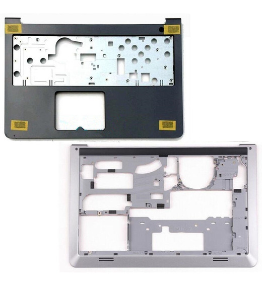 Kit Carcaça Chassi + Palmrest Dell 15 5547 5545 5548 P39f