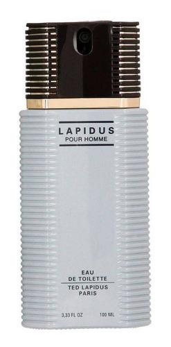 Imagen 1 de 2 de Ted Lapidus Lapidus pour Homme EDT 100ml para  hombre