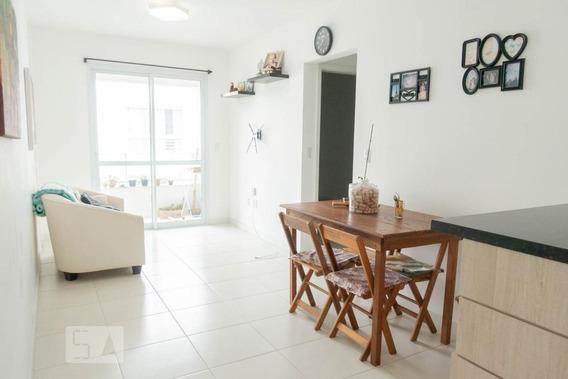 Apartamento Para Aluguel - Canasvieiras, 2 Quartos, 64 - 893113707