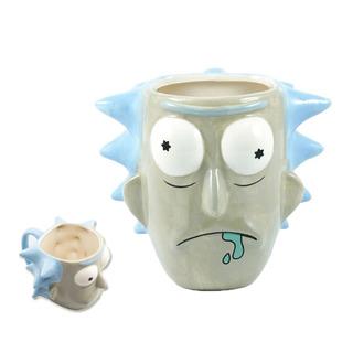 Taza Rick De Ceramica, Rick And Morty