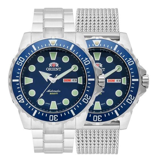 Relógio Orient Netuno 469ss073 D1sx + Brindes Original Nfe