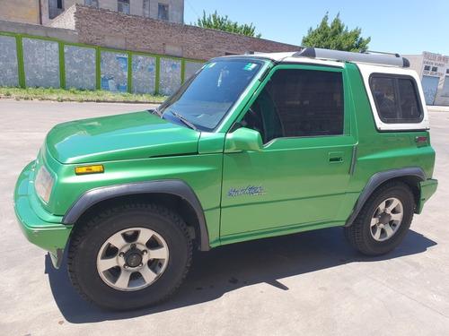 Imagen 1 de 15 de Suzuki Vitara 1994 1.6 Jlx T/lonasidekick
