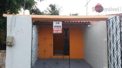 Casa Residencial À Venda, Henrique Jorge, Fortaleza. - Codigo: Ca0338 - Ca0338