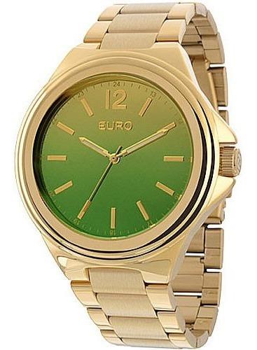 Relógio Euro Feminino Premium Eu2035yah/4v - Dourado