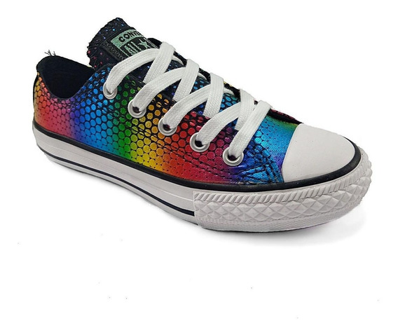 Tenis All Star Multicolor