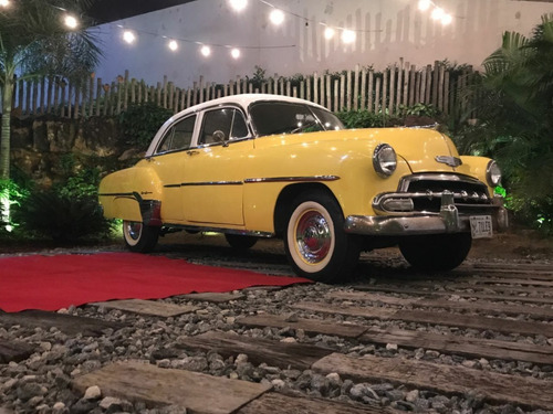 Chevrolet Bel Air Belair 1952 6cc