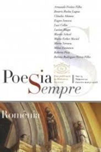 Livro Poesia Sempre - Romênia Vários Autores