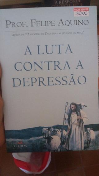 Livro A Luta Contra A Depressão