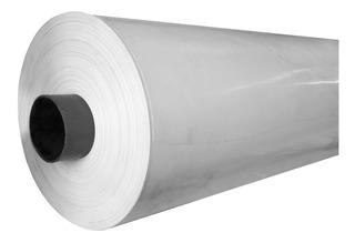 Plastico De Invernadero 10m X 6.20m, Blanco, Nuevo