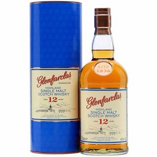 Whisky Glenfarclas 12 Años Single Malt De Litro Envio Gratis