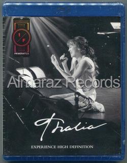 Thalia Primera Fila Blu-ray