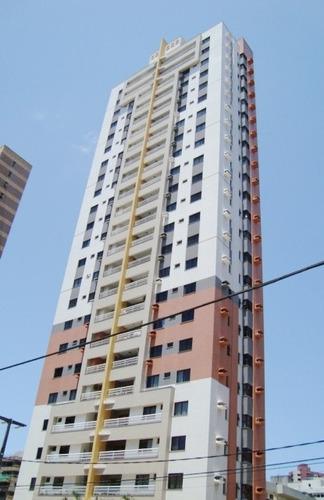 Imagem 1 de 27 de Apartamento Para Alugar Na Cidade De Fortaleza-ce - L4092