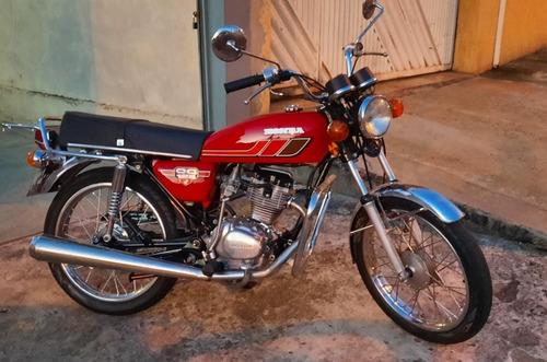 Honda Cg Bolinha 1979