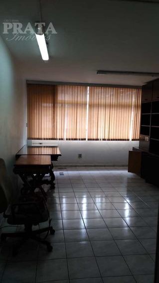 Centro Santos Sala Comercial, Banheiro Social, 72m² - A398583