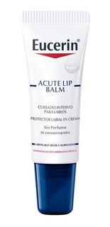 Eucerin Acute Lip Balm Cuidado Intensivo Alivia Labios Secos