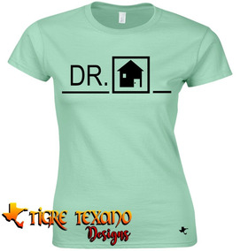 Playera Series Tv Dr. House Mod. 05 By Tigre Texano Designs