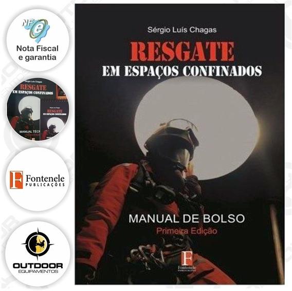Livro Resgate Em Espaços Confinados E Manual De Bolso