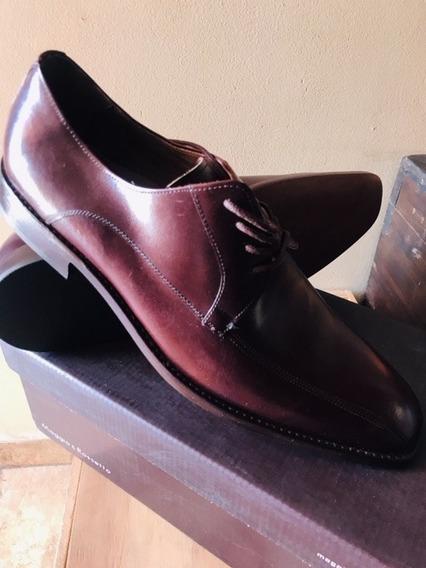 Zapatos Maggio & Rossetto - Marrones Talle 43 - 29 Cm De Pla