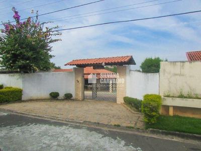 Chácara À Venda No Condomínio Chácaras Flórida Em Itu - Ch0431