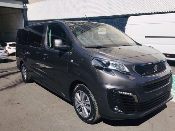 Peugeot Traveller 2019 7 Pasajeros Piel Xenon