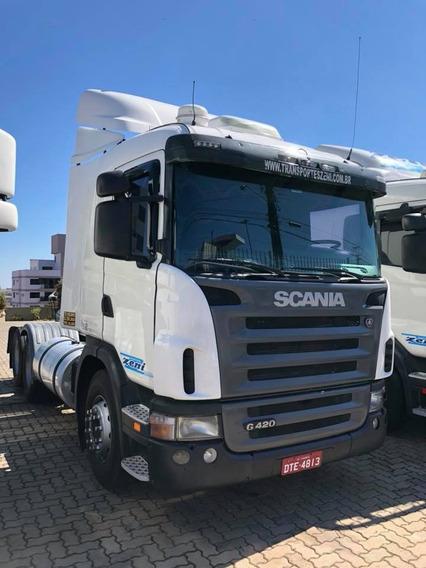 Scania Scania 124 420 6x2