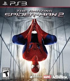 Jogo The Amazing Spider Man 2 Ps3 Mídia Física Playstation 3