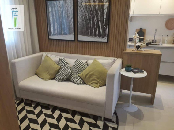 Apartamento Com 2 Dormitórios À Venda, 41 M² Por R$ 246.500,00 - Vila Nova Cachoeirinha - São Paulo/sp - Ap0753