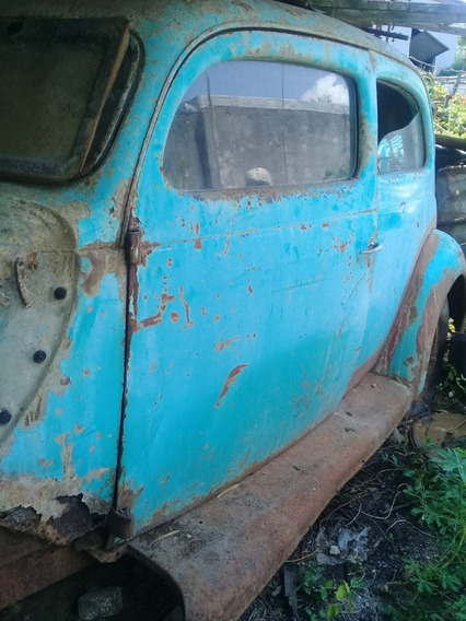 Ford 1937 Para Restaurar (solo Para Entendidos)