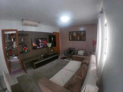 Apartamento Com 3 Dormitórios À Venda, 84 M² Por R$ 460.000 - Parque 10 De Novembro - Manaus/am - Ap0430