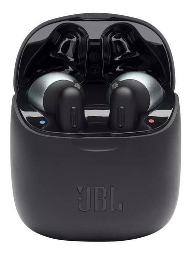 Fone de ouvido In-ear sem fio JBL Tune 220 TWS preto