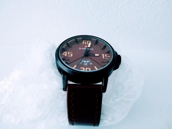 Relógio De Pulso Adulto Masculino Naviforce
