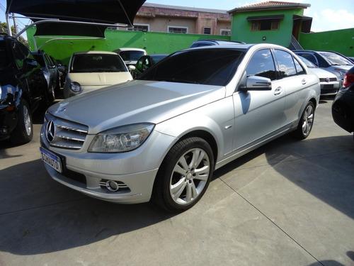 Imagem 1 de 14 de Mercedes-benz C 200 1.8 Cgi Avantgarde 4p