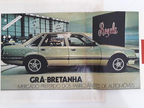 Propaganda Antigo Vauxhall Hoyale