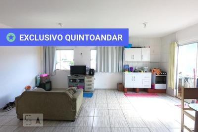 Apartamento No 2º Andar Com 2 Dormitórios E 1 Garagem - Id: 892932989 - 232989