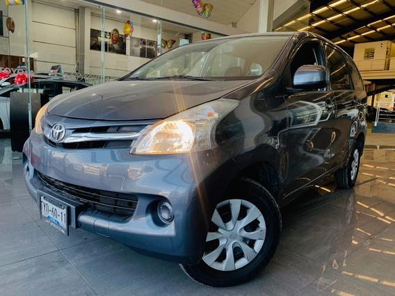 Toyota Avanza Premium 2014 Aut