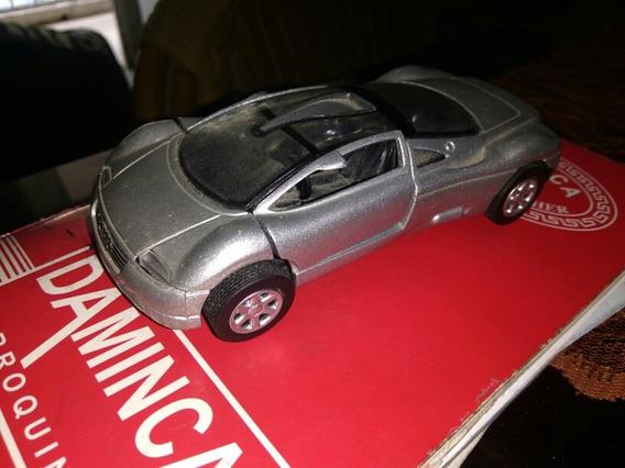 Carro Colección Audi Avus Quattro 1:32 Newray D Negociable
