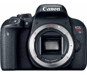Maquina,camera P/amador Canon T7i Eos Rebel (somente Corpo)