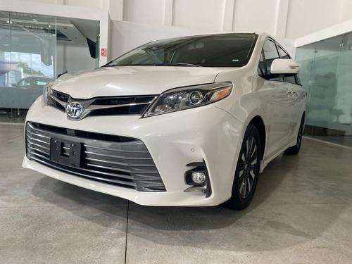 Imagen 1 de 14 de Toyota Sienna 2019 Limited Piel Q/c 7 Pasagers Eng $ 131,600