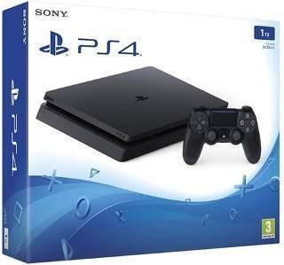 Playstation 4 Poco Uso Como Nuevo