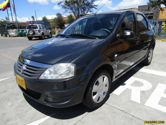 Renault Logan Expression 1600 Full Equipo