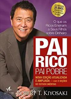 Livro Pai Rico, Pai Pobre: Edição De Robert T. Kiyosaki