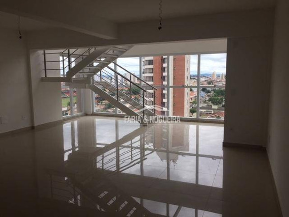 Cobertura Duplex Nova A Venda, Residencial Fly, Cidade Jardim, Rio Claro. - Ap0264