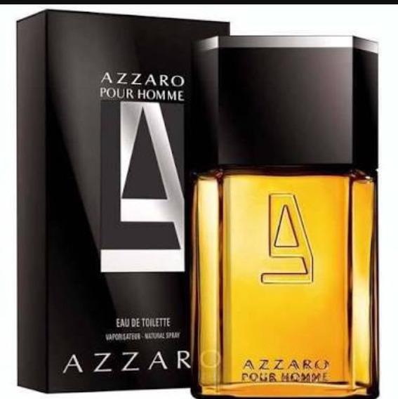 Perfume Azzaro Pour Homme Original Lacrado 50ml
