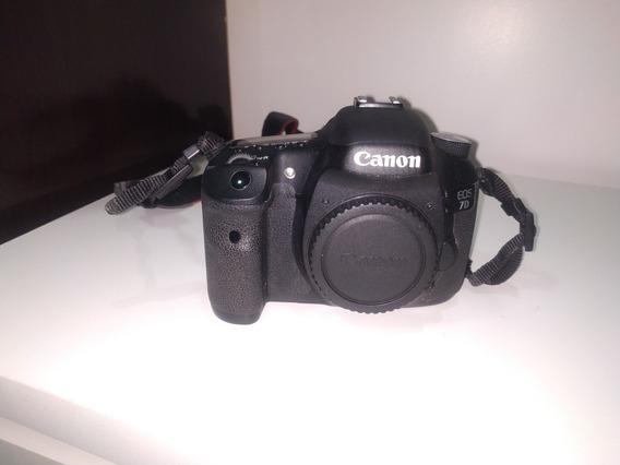 Camera Canon 7d + Lante 24-105 L