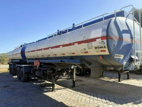 Bitrem Combustível 45m Ano 2004 Noma