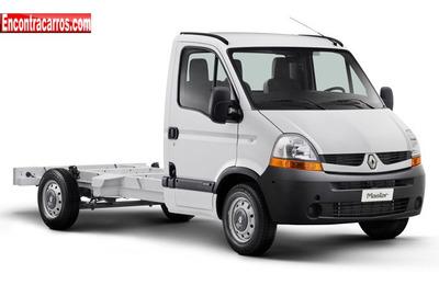 Peças Renault Master 2012