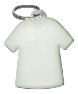 Llaveros Sublimables De Polimero Camisetas Polymer X 20